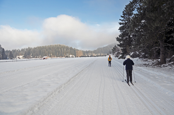 Plain Valley Nordic Ski Trails cross-country skiing