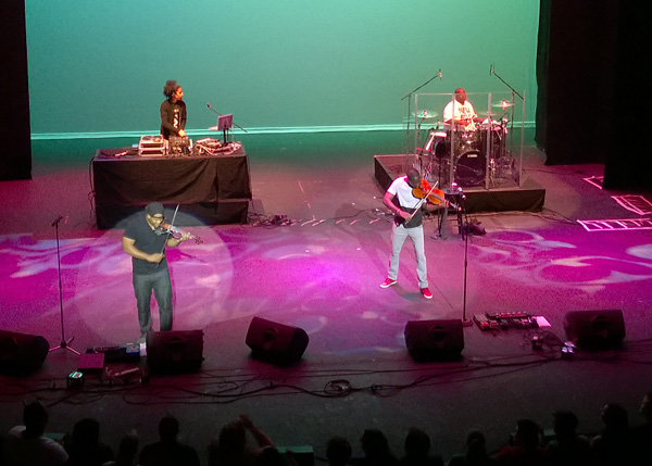 Black Violin at Tacoma Broadway Center for the Performing Arts Pantages Theater