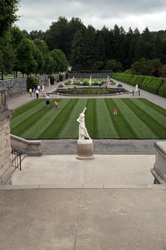 Biltmore Estate Italian Garden