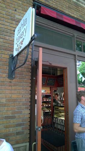 Dahlia Bakery in Savor Seattle Chocolate Indulgence Tour