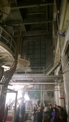 Seattle Immersive Theater Supraliminal at Georgetown Steam Plant group tour