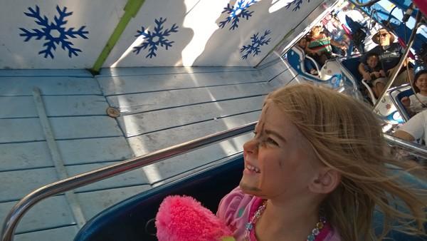 Washington State Fair in Puyallup Matterhorn rider