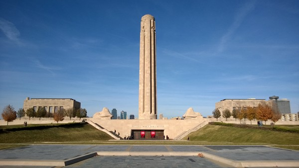National World War I Museum and Liberty Memorial in Kansas City