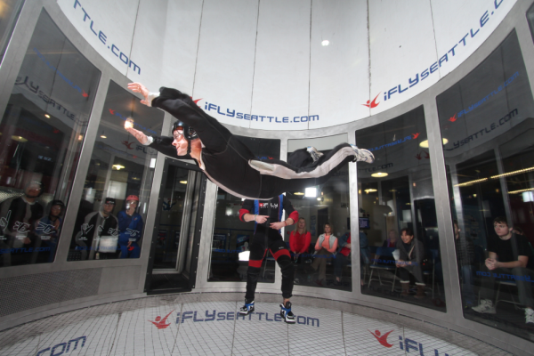 iFly Seattle Indoor Skydiving by Southcenter Mall Tukwila