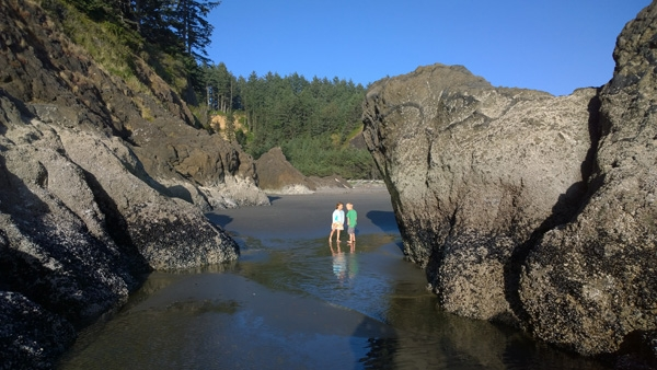Cape Disappointment State Park Washington