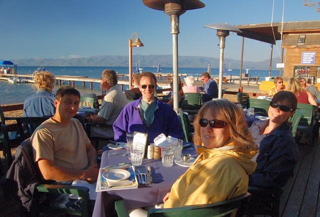 Edgewood Restaurant Lake Tahoe Ca