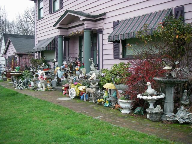 Lawn Art — Chip Fucik, Architect