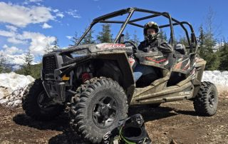 Whistler The Adventure Group RZR ATV tour group driver